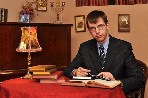 """Александр Воробьёв, директор компании """"Genealogic"""""""